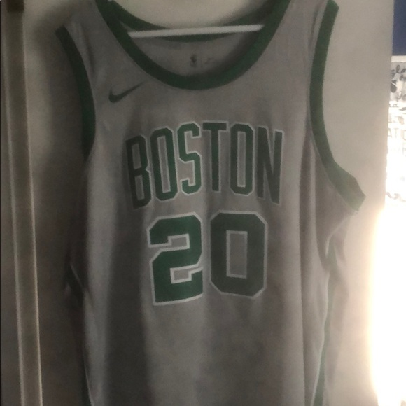 separation shoes 445e2 9e4af Nike Boston Celtics Gordon Hayward Jersey